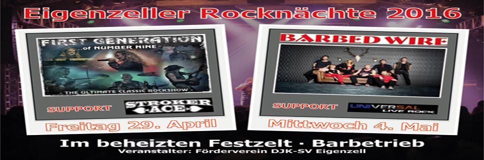 Rocknächte 2016